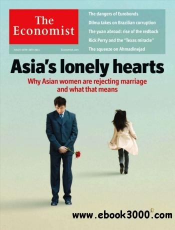 The Economist Canada - 20th August-26th August 2011 free download