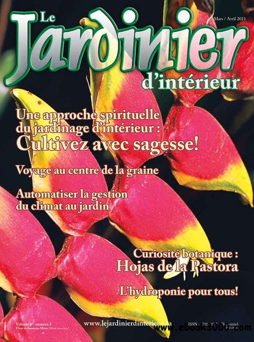 Le Jardinier d'interieur - Mars/Avril 2011 free download