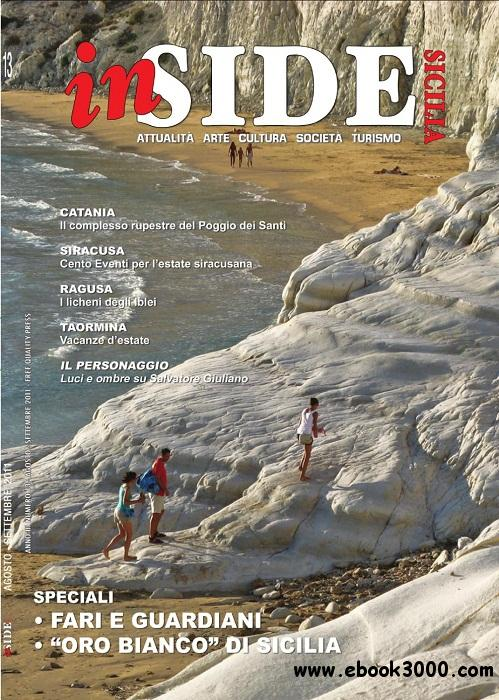 inSide Sicilia - Agosto/Settembre 2011 free download