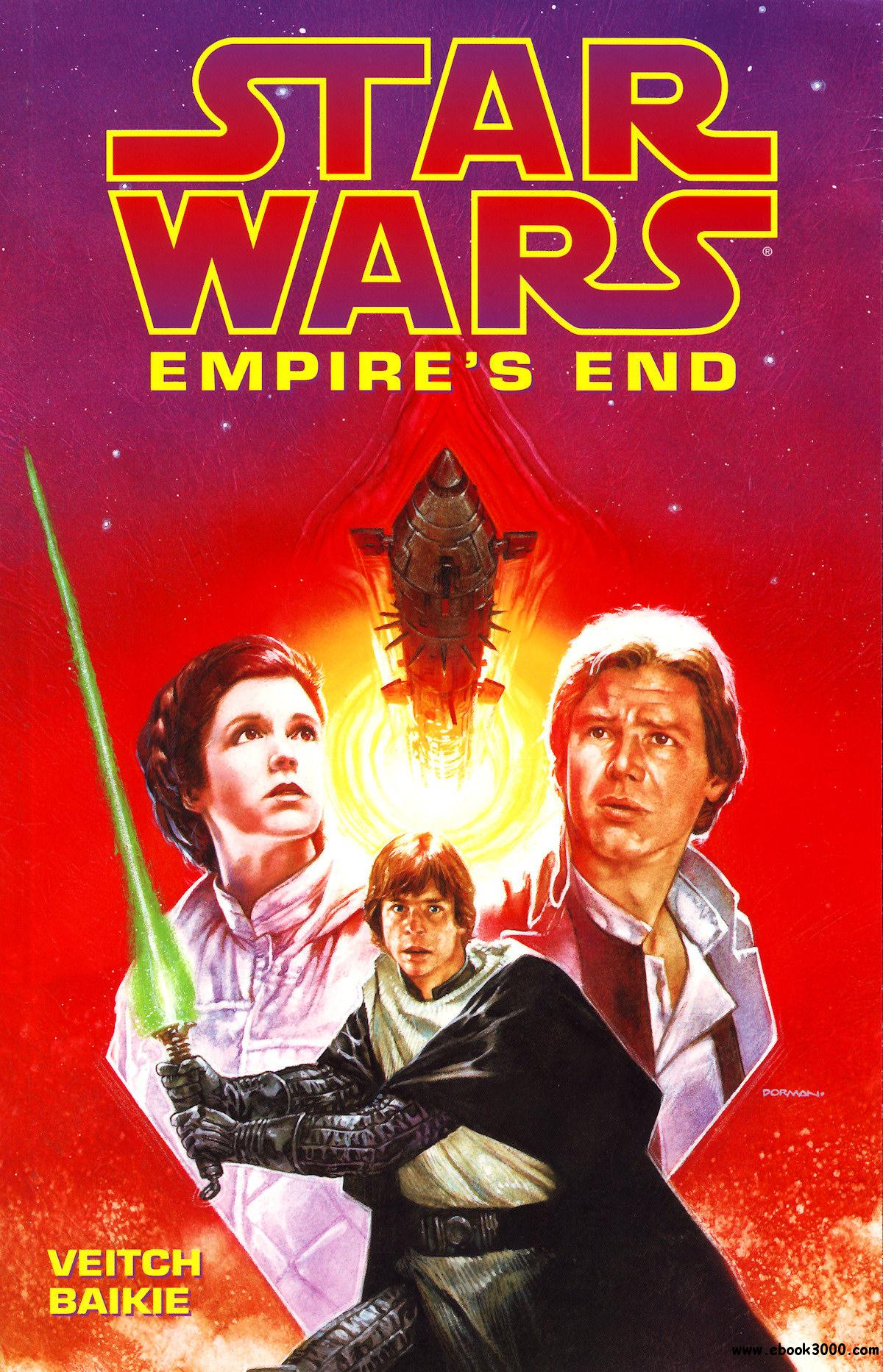Star Wars - Empire's End [TPB] (1997) free download