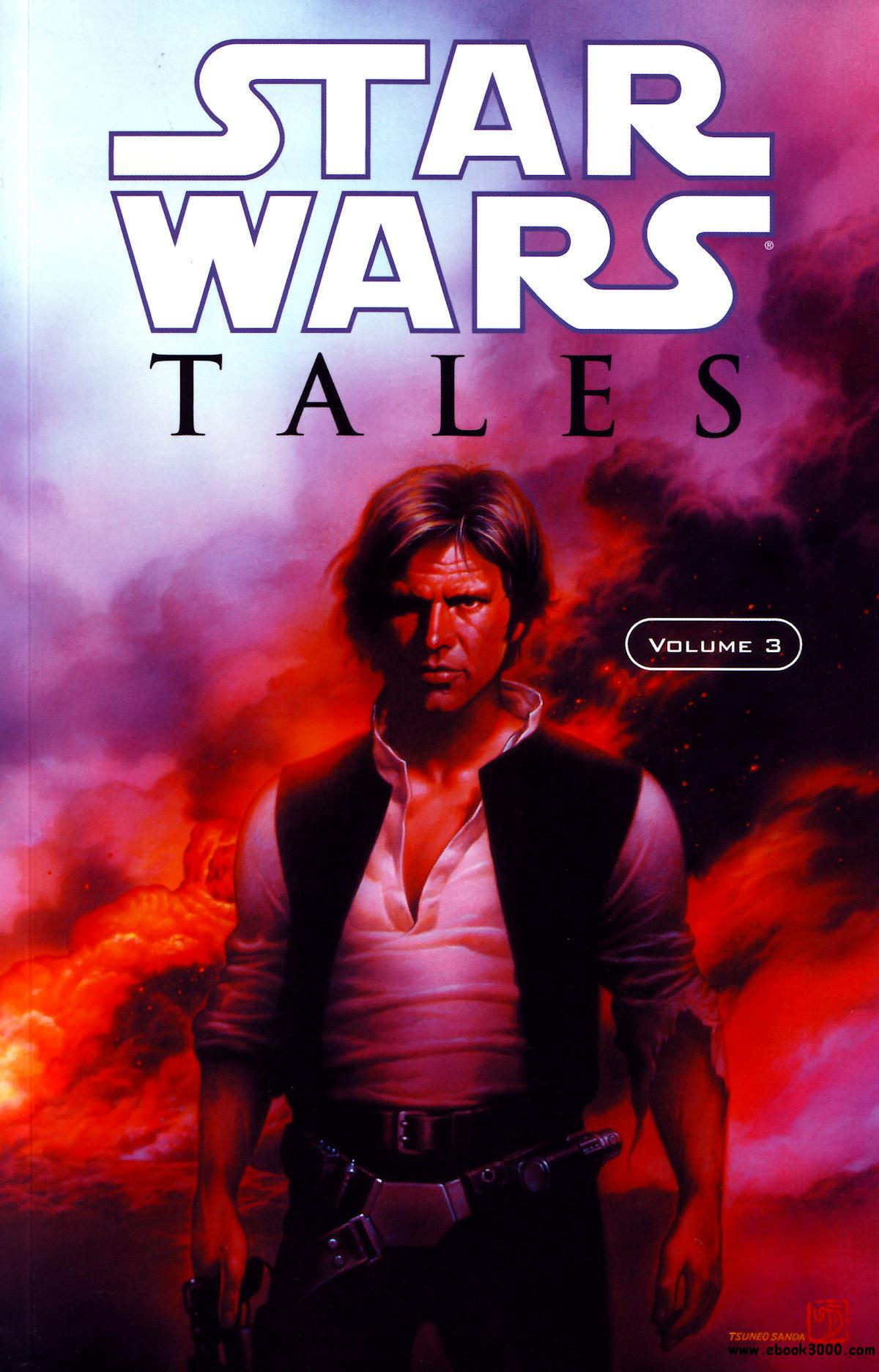 Star Wars - Tales v3 [TPB] (2003) free download
