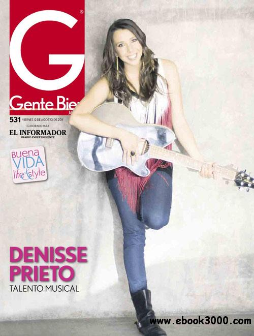Gente Bien 531 - August 12, 2011 free download