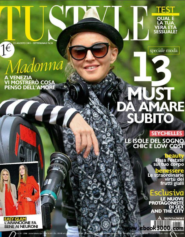 TuStyle n. 34 - Speciale Moda free download