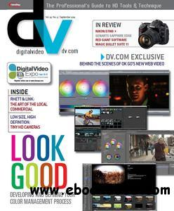 Digital Video - September 2011 free download