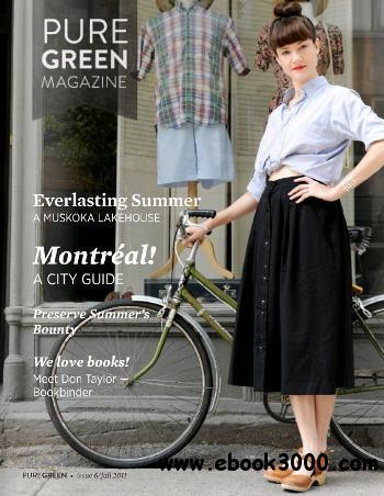 Pure Green Living - Fall 2011 free download