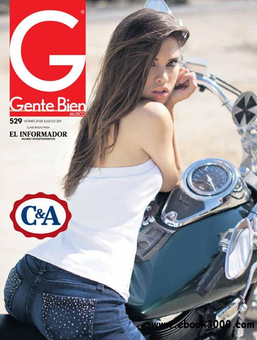 Gente Bien 529 - July 29, 2011 free download
