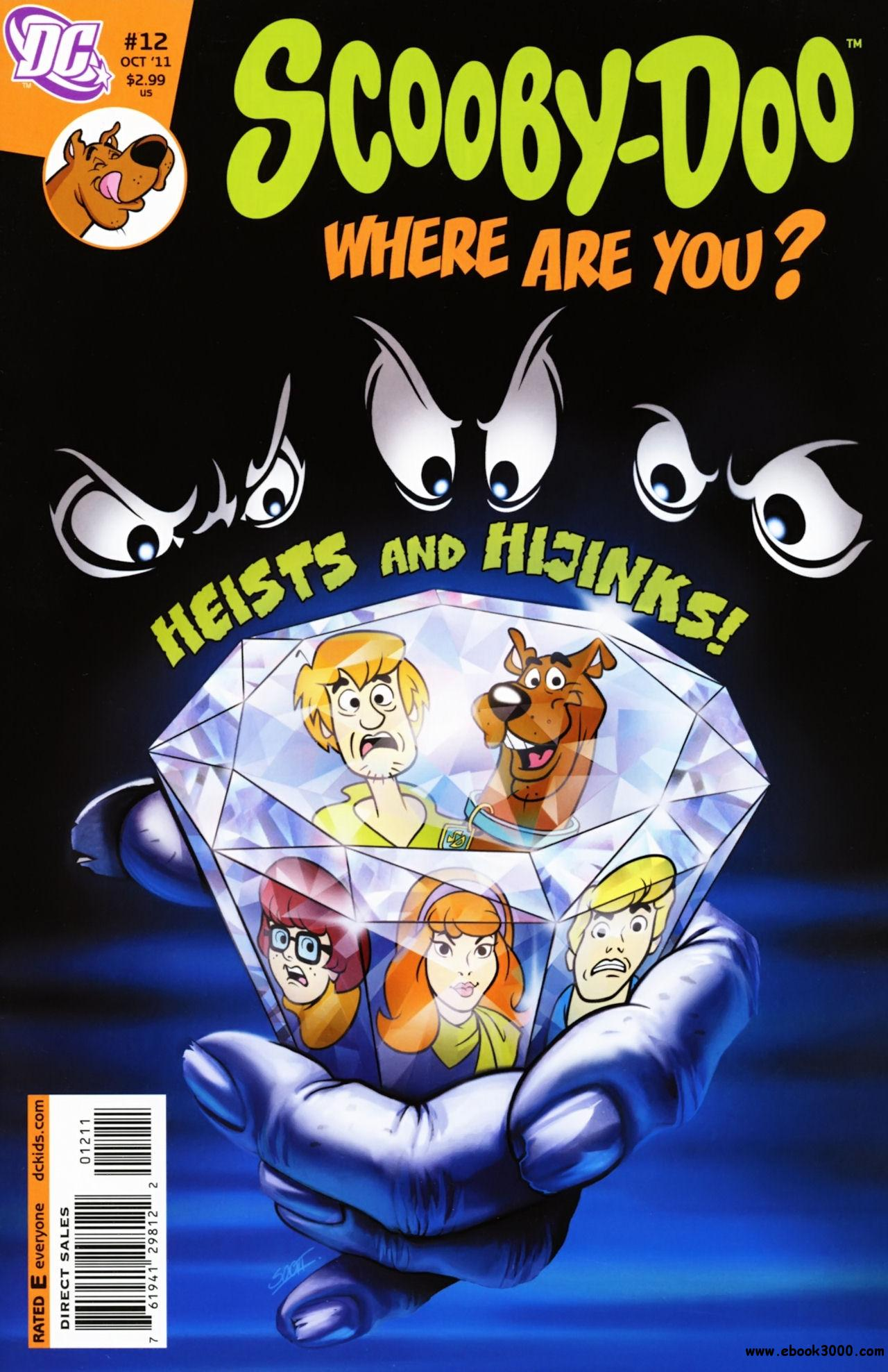 Scooby-Doo - Where Are You #12 (2011) free download