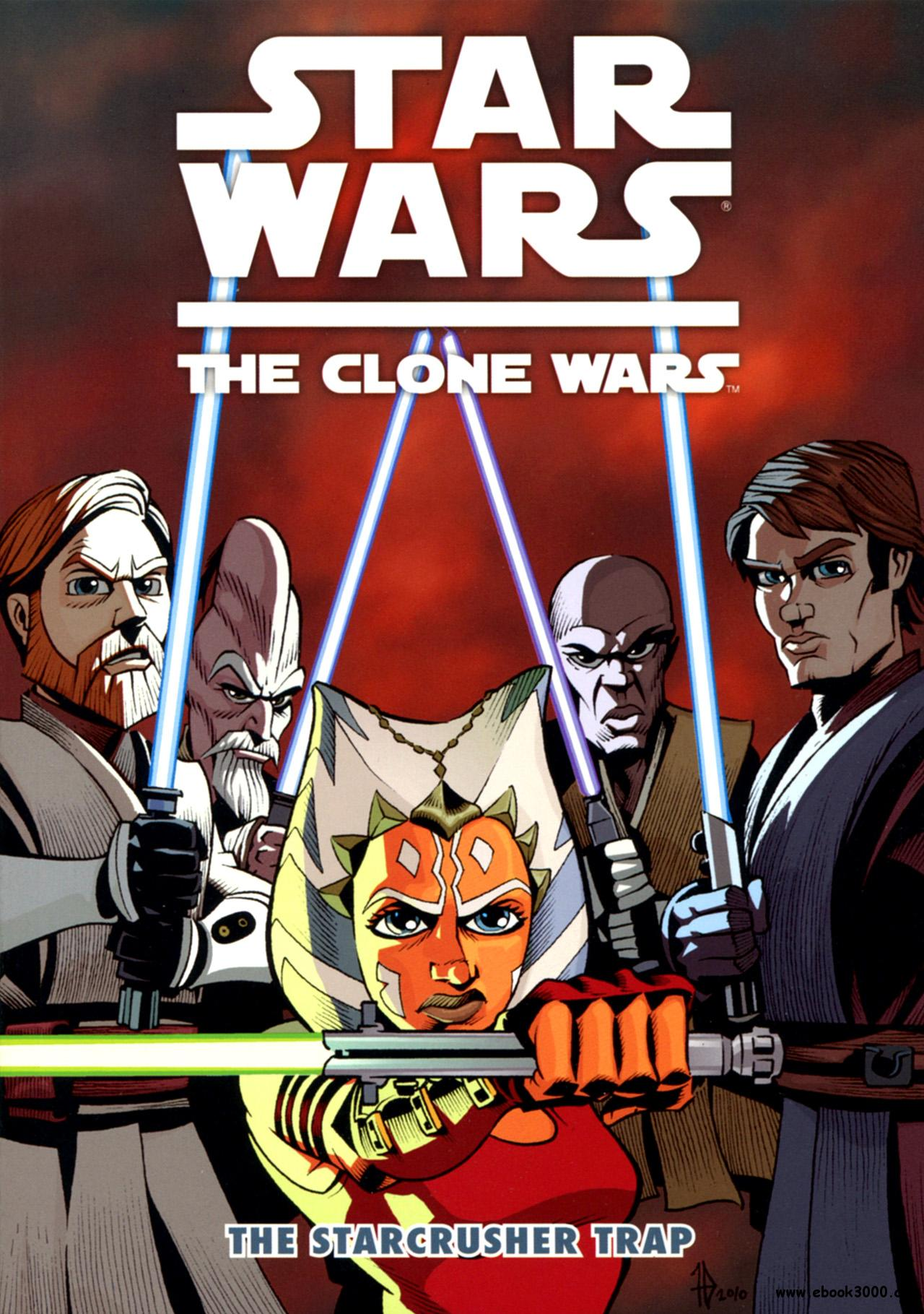 Star Wars: The Clone Wars - The Starcrusher Trap (2011) free download