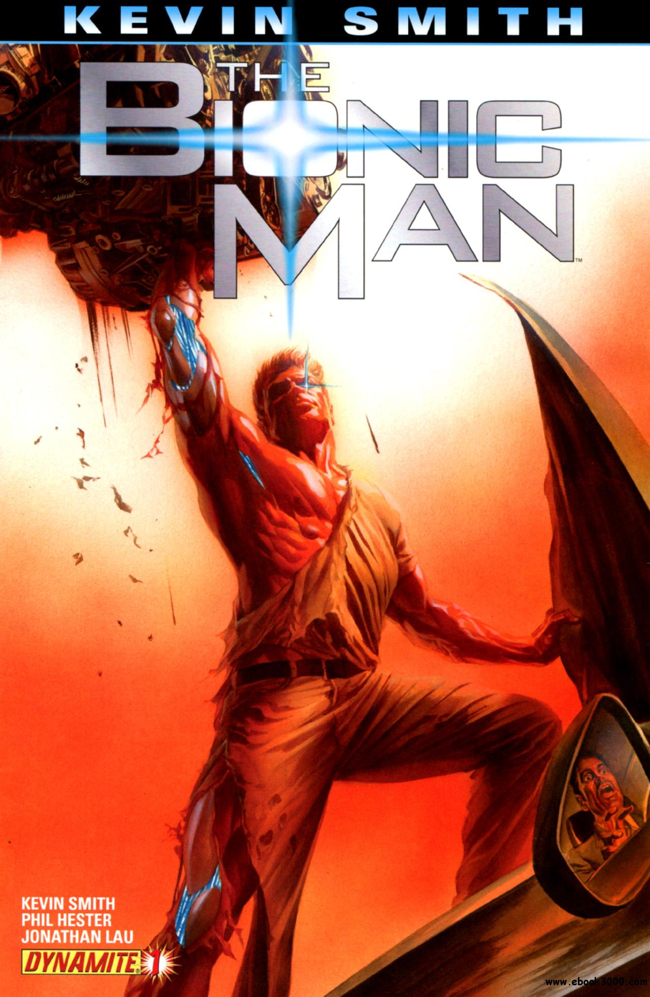 The Bionic Man #1 (2011) free download