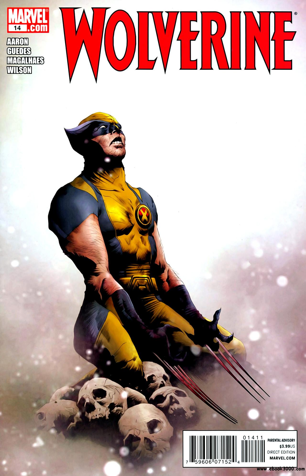 Wolverine #14 (2011) free download