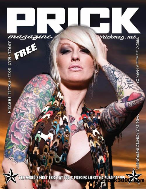 Prick Magazine - April-May 2011 free download