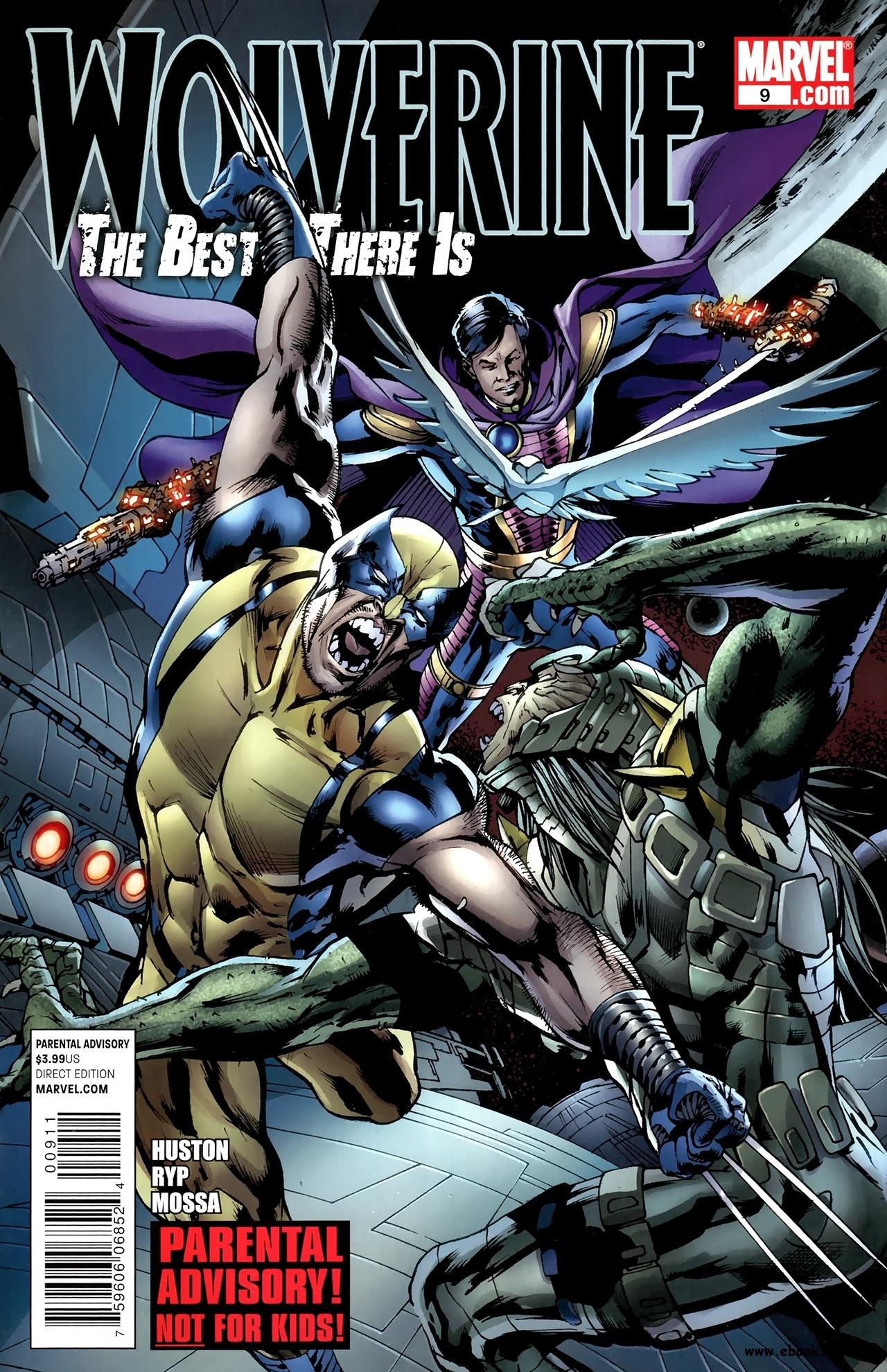 Wolverine - The Best There Is #9 (2011) free download