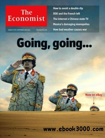 The Economist UK - 27th August-2nd September 2011 free download