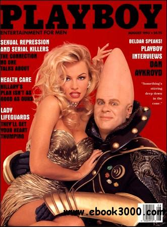 Playboy's Magazine - August 1993 (USA) free download
