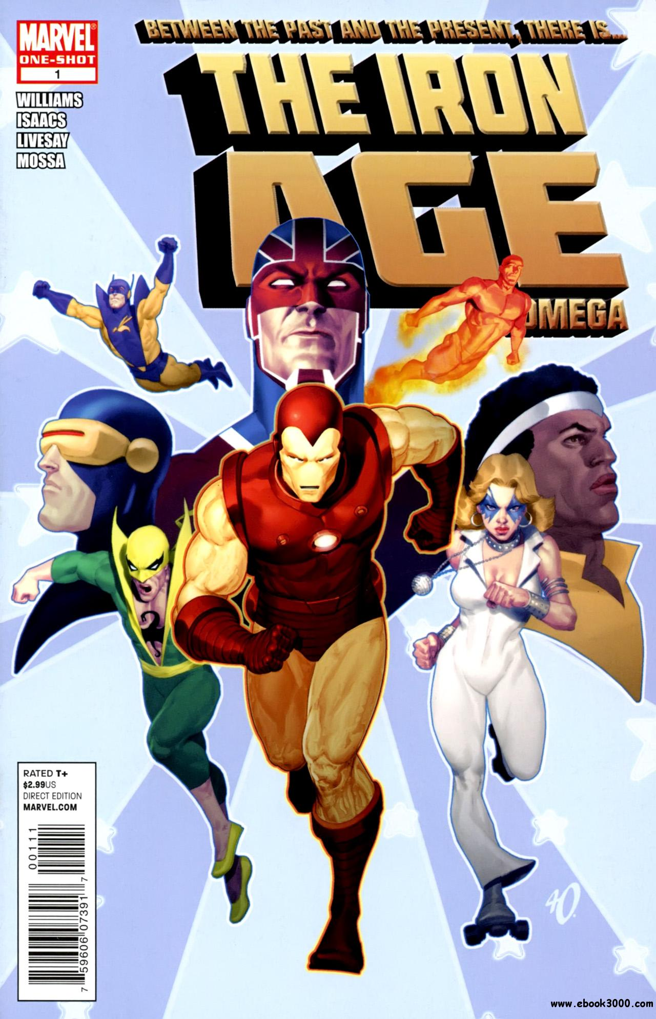 Iron Age Omega #1 (2011) free download