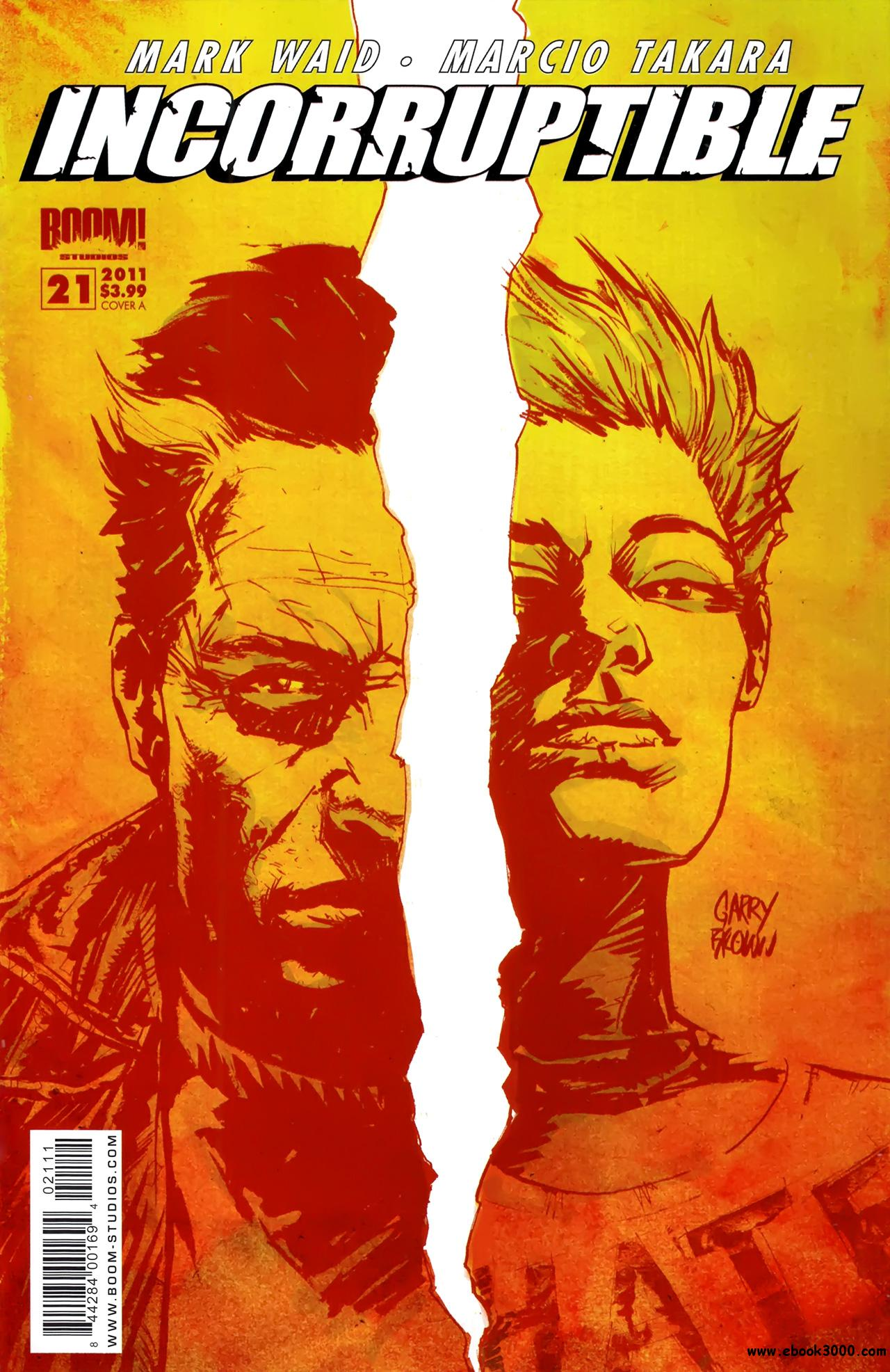 Incorruptible #21 (2011) free download