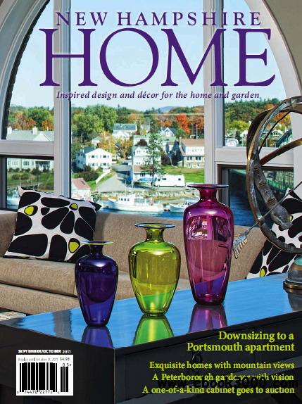 New Hampshire Home Magazine September/October 2011 free download
