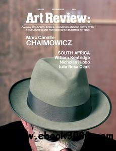 ArtReview - September 2011 download dree
