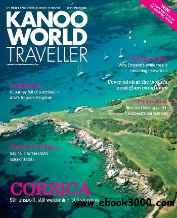 Kanoo World Traveller - September 2011 free download