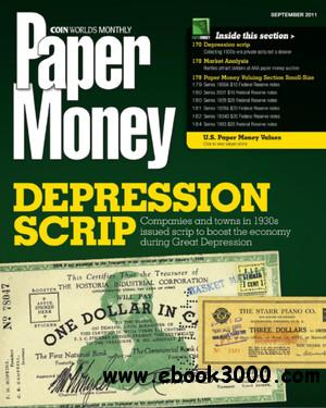 Paper Money - September 2011 free download