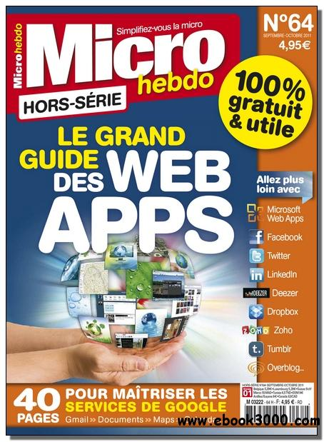 Micro Hebdo Hors-Serie N 64 - Sept-Octobre 2011 free download