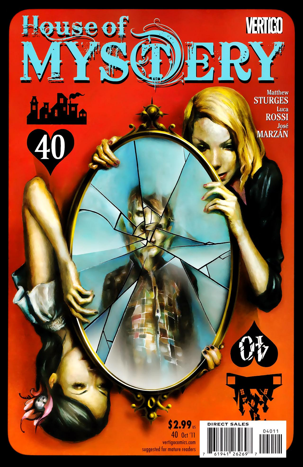 House of Mystery #40 (2011) free download