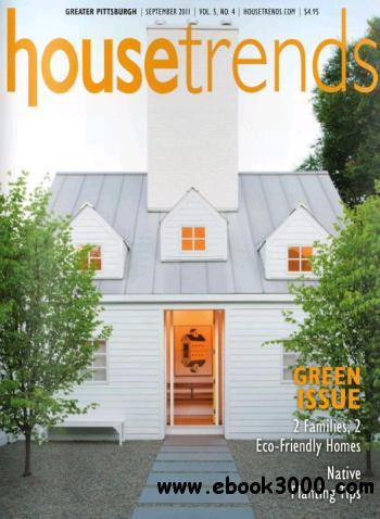 Housetrends Greater Pittsburgh - September 2011 free download