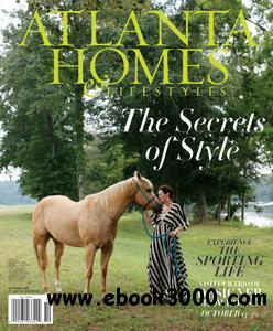 Atlanta Homes & Lifestyles - October 2011 free download