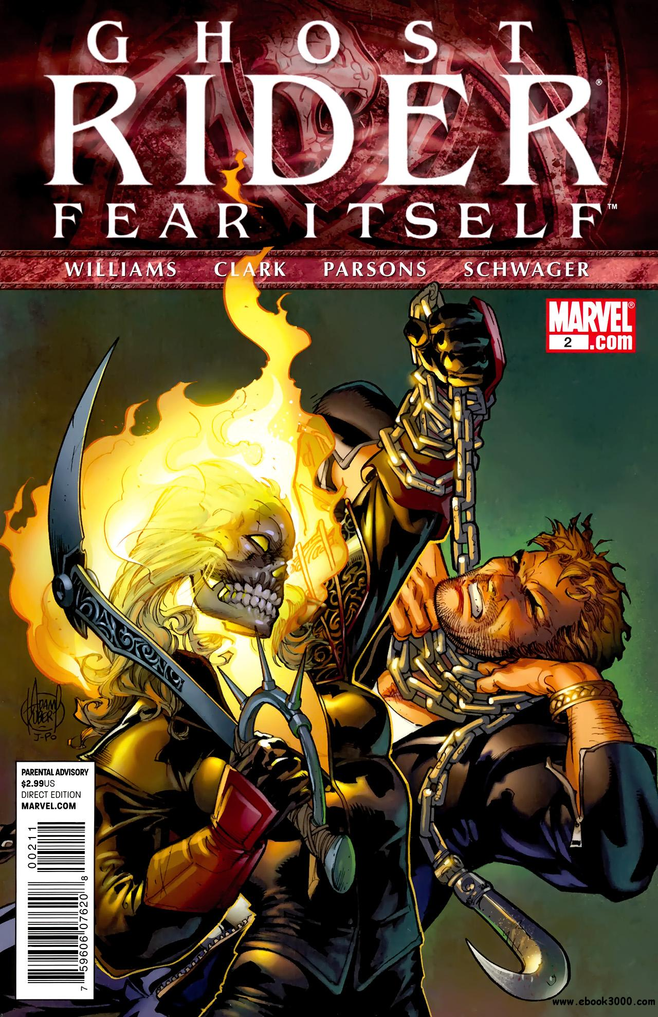 Ghost Rider #2 (2011) free download