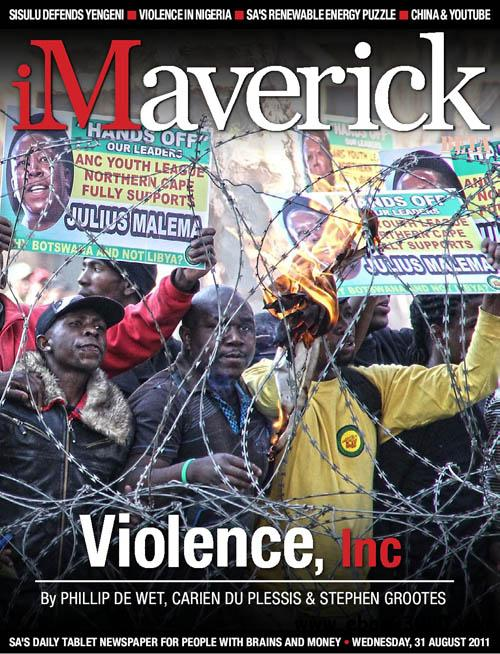 iMaverick - August 31, 2011 free download