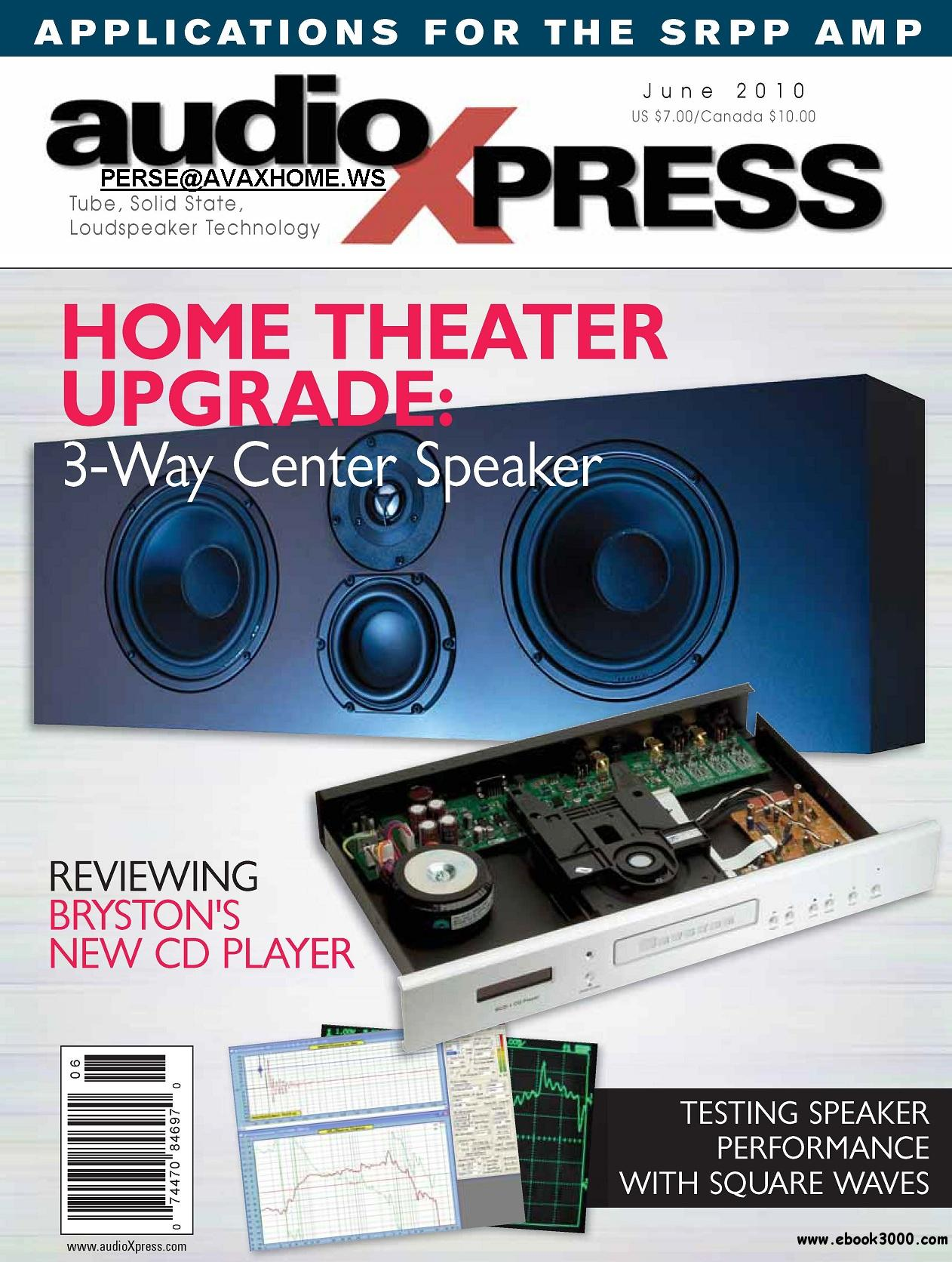 AudioXpress JUNE 2010 free download