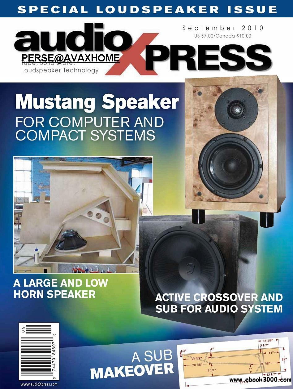 AudioXpress September 2010 free download