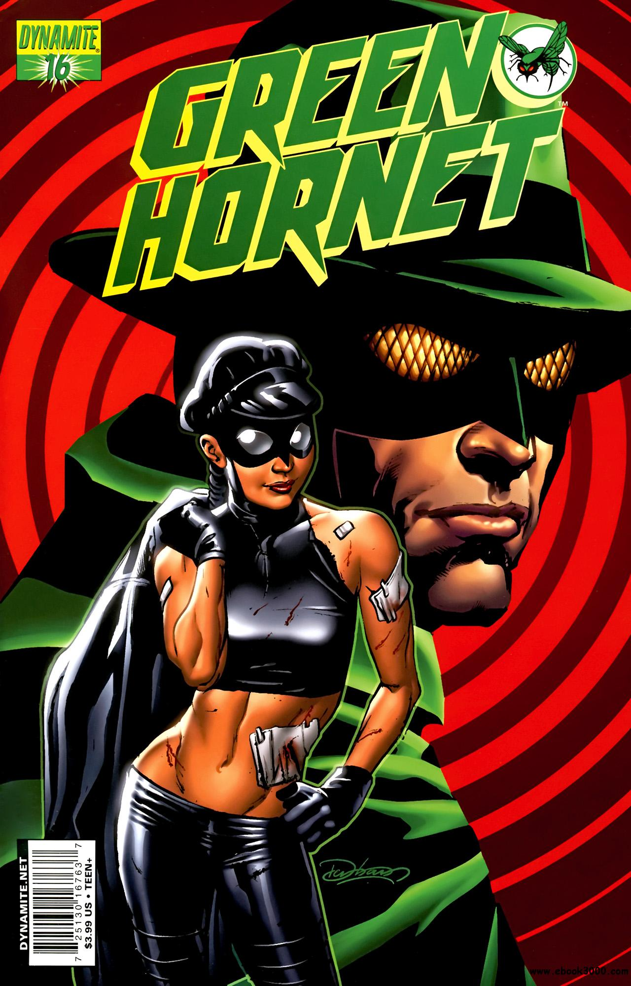Green Hornet #16 (2011) free download