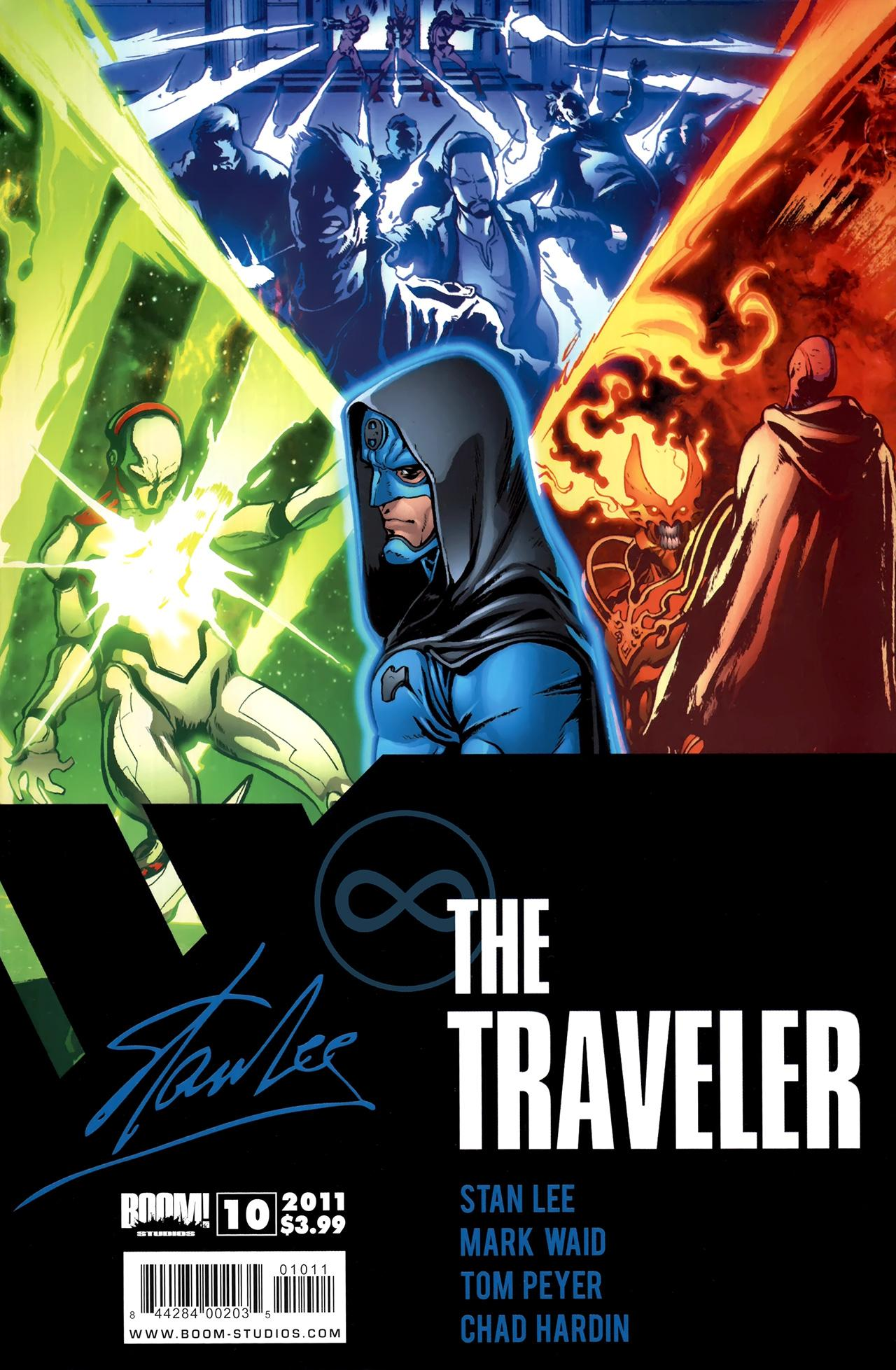 Stan Lee's The Traveler #10 (2011) free download