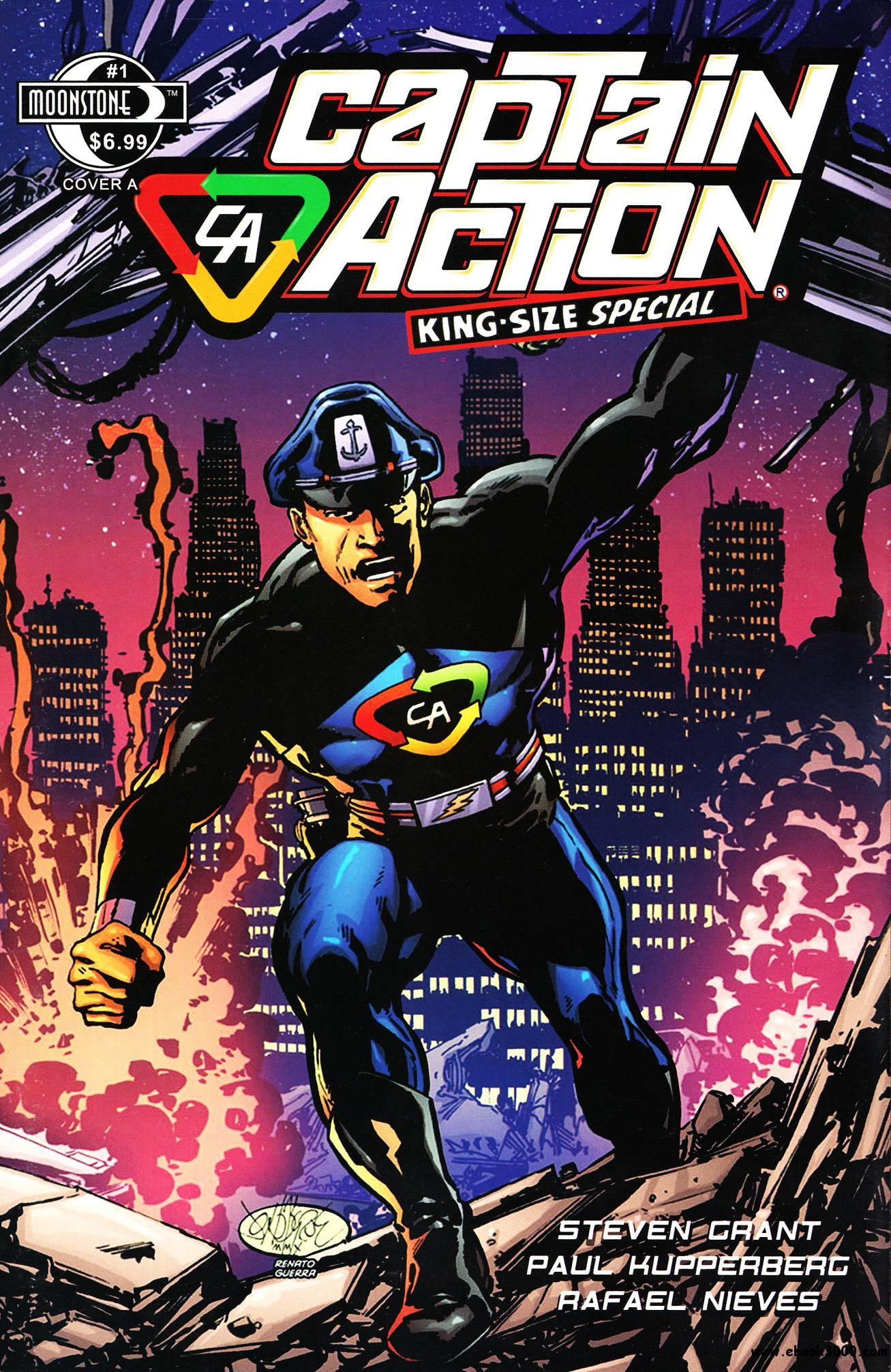 Captain Action: King Size Special #1 (2011) free download