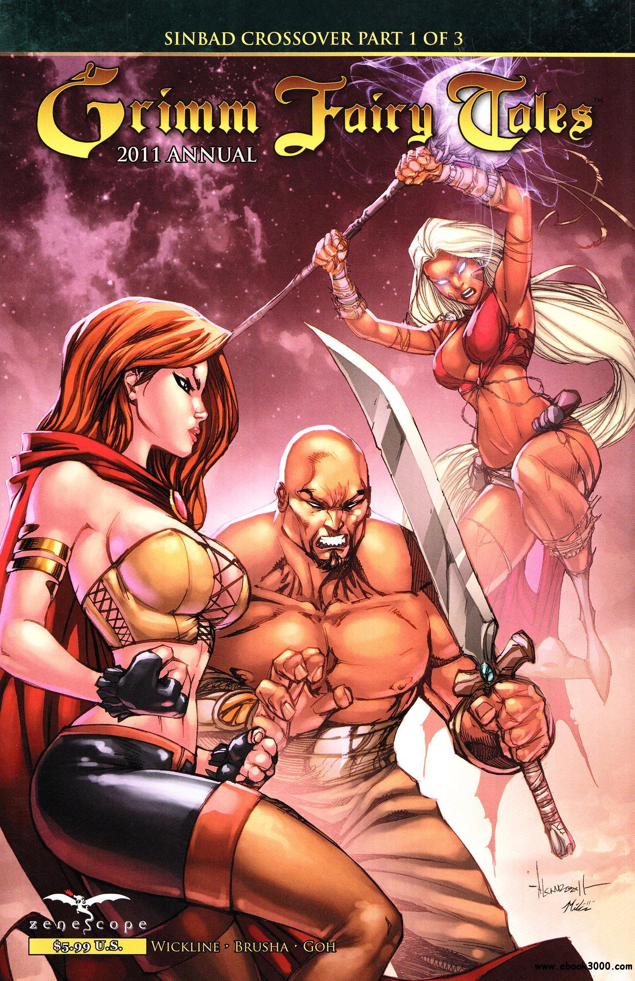 Grimm Fairy Tales Annual 2011 #4 (2011) free download