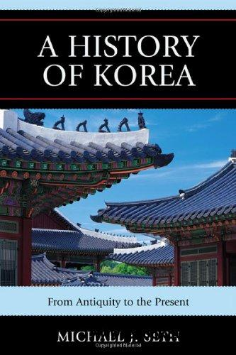 A History of Korea: From Antiquity to the Present free download
