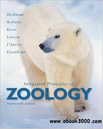 Integrated Principles of Zoology, 14 edition free download