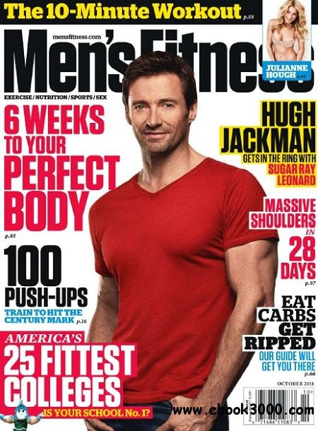 Men's Fitness - October 2011 free download