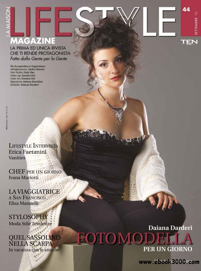 Lifestyle - Settembre 2011 free download
