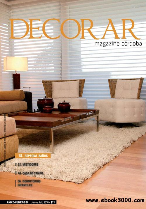Decorar Magazine #4 - 2010 free download