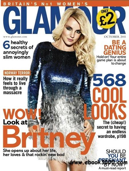 Glamour - October 2011 free download