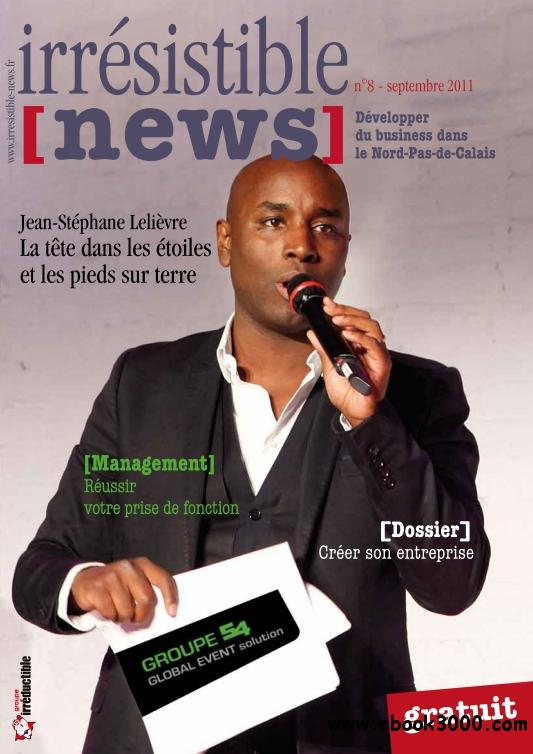 Irresistible News - Septembre 2011 (N 8) free download