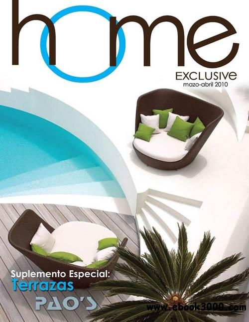Home Exclusive - Marzo-Abril 2011 free download