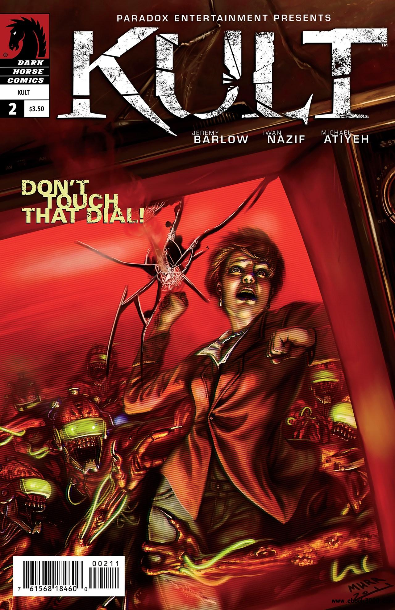 Kult #2 (of 04) (2011) free download