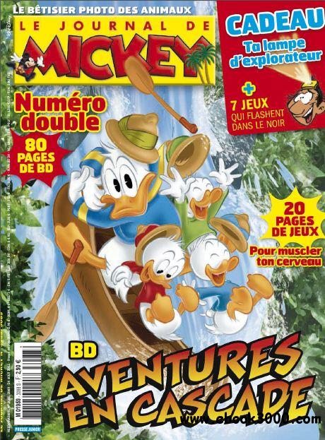 Le Journal de Mickey N3088-3089 du 24 au 30 Aout 2011 free download