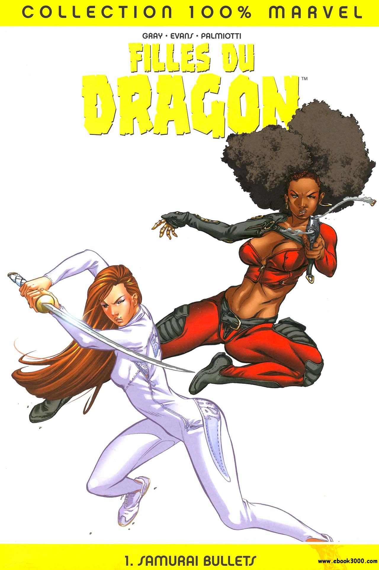 100% Marvel - Les filles du Dragon - Tome 01 free download