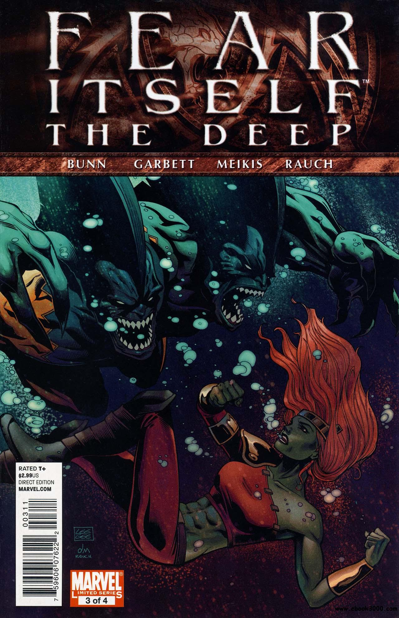 Fear Itself - The Deep #3 (of 4) (2011) free download