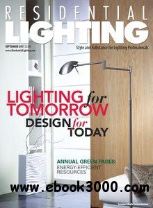 Residential Lighting - September 2011 free download