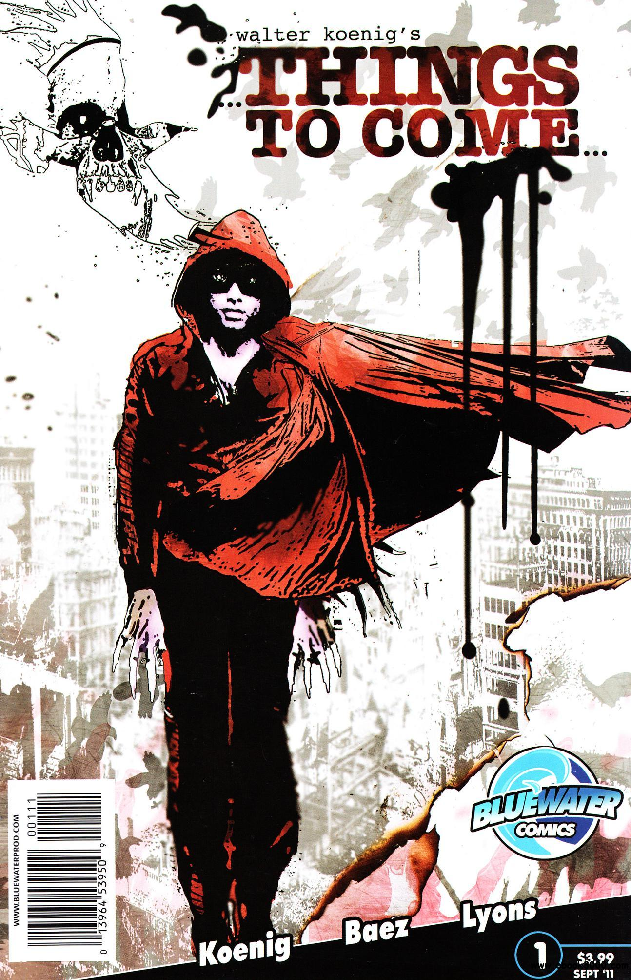 Walter Koenig's Things To Come #1 (2011) free download